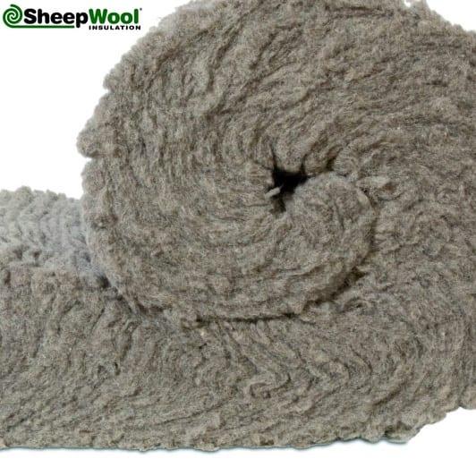 Premium sheep wool insulation ecostore for Wool insulation