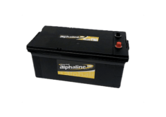 Alphaline Battery