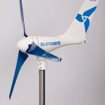 SilentWind Wind Turbine - renewable electrical generation