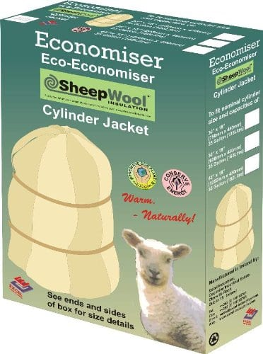 Sheep Wool Insulating Jacket