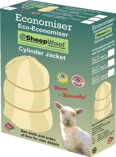 SHEEP WOOL INSULATION JACKET