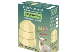 Sheep Wool Cylinder Insulation