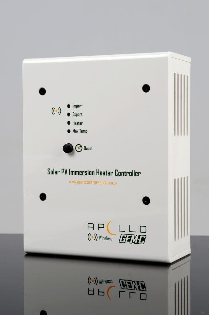 Apollo Gem Compact Wireless Solar PV Diverter