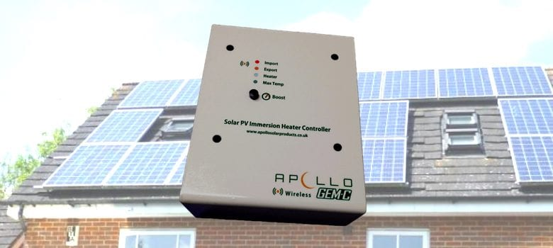 Apollo Gem Compact – The Best Solar PV Diverter?