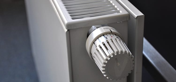 Increasing the efficiency of your central heating system & radiator