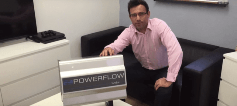 Sundial Powerflow Battery Storage in 30 seconds