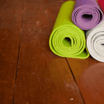 How should I heat my yoga studio?