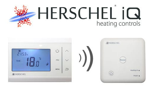 Control your infrared panels with Herschel IQ heating controls