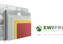 What is External Wall Insulation Made From?