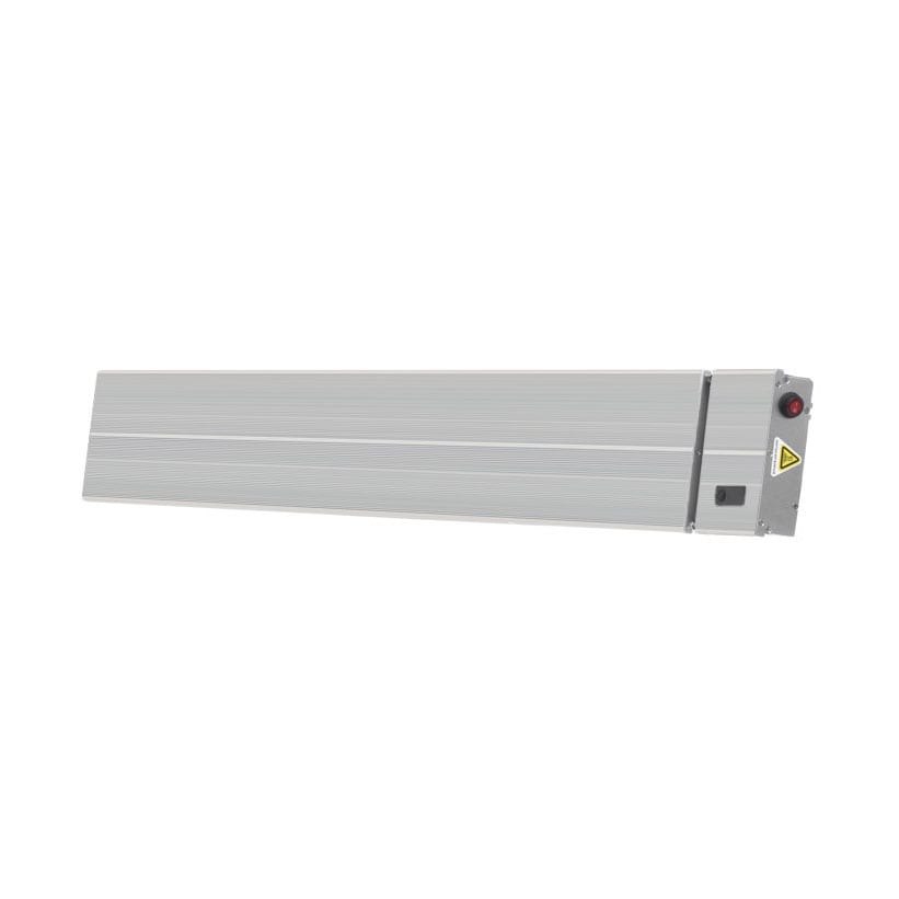 Summit White infrared heater